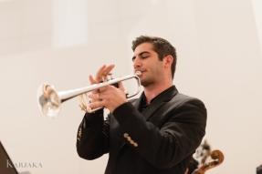 Chris James; Evening of Concertos